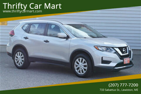 2017 Nissan Rogue for sale at Thrifty Car Mart in Lewiston ME