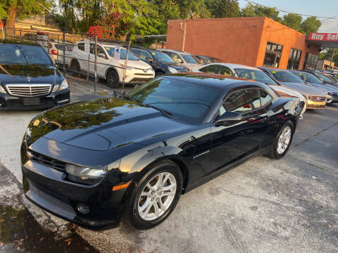 2014 Chevrolet Camaro for sale at Kings Auto Group in Tampa FL