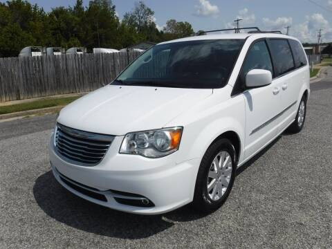 2016 Chrysler Town and Country for sale at Memphis Truck Exchange in Memphis TN