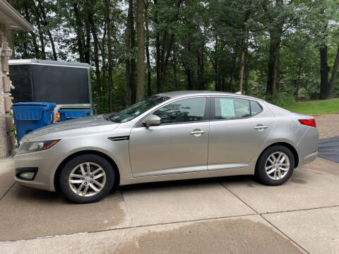 2013 Kia Optima for sale at Hwy 47 Auto Sales in Saint Francis MN