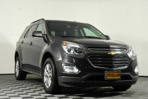 2016 Chevrolet Equinox for sale at Washington Auto Credit in Puyallup WA
