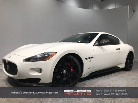2011 Maserati GranTurismo for sale at Fishers Imports in Fishers IN