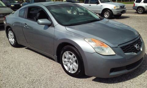 2009 Nissan Altima for sale at Pinellas Auto Brokers in Saint Petersburg FL