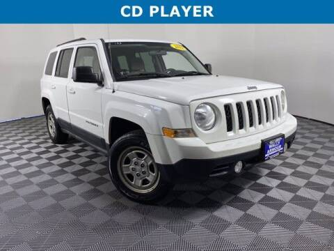 2011 Jeep Patriot for sale at GotJobNeedCar.com in Alliance OH
