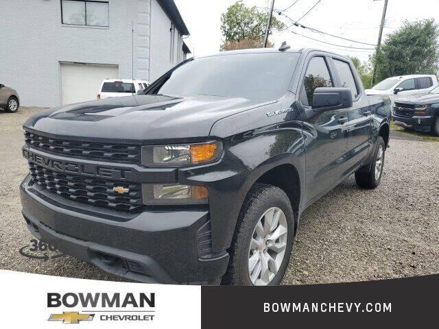 2021 Chevrolet Silverado 1500 for sale at Bowman Auto Center in Clarkston MI