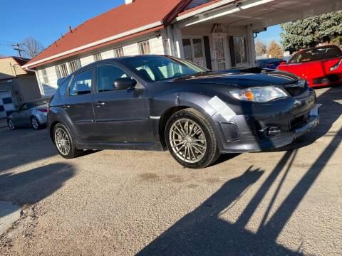 2013 Subaru Impreza for sale at STS Automotive in Denver CO
