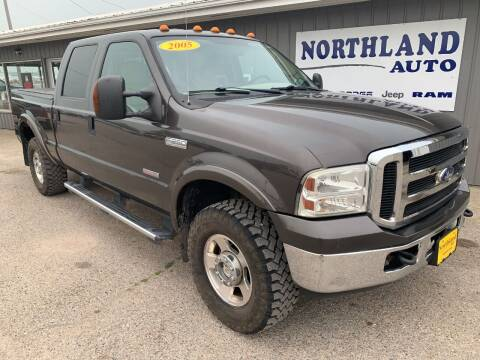 2005 Ford F-250 Super Duty for sale at Northland Auto in Humboldt IA