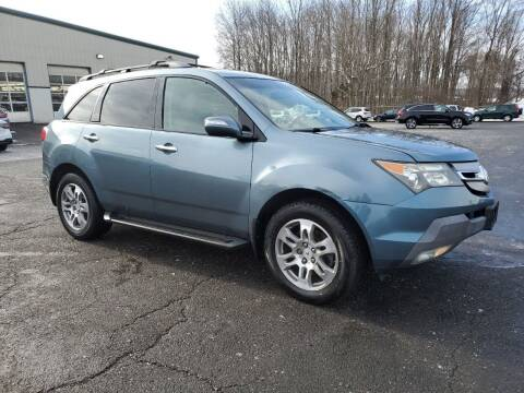 2007 Acura MDX for sale at MOUNT EDEN MOTORS INC in Bronx NY