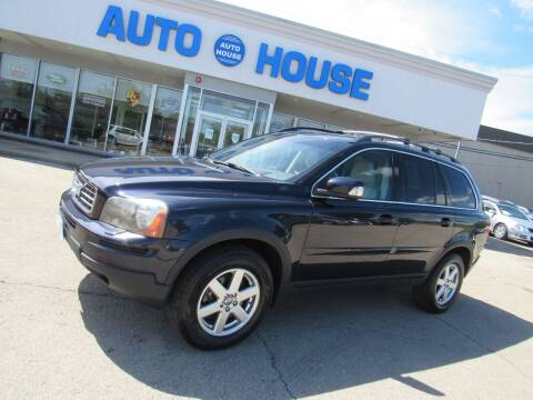 2007 Volvo XC90 for sale at Auto House Motors in Downers Grove IL