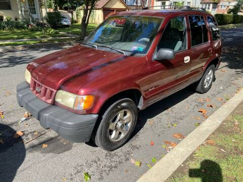 2002 Kia Sportage for sale at Michaels Used Cars Inc. in East Lansdowne PA