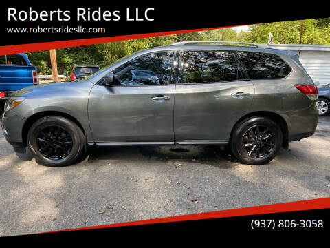 2015 Nissan Pathfinder for sale at Roberts Rides LLC in Franklin OH