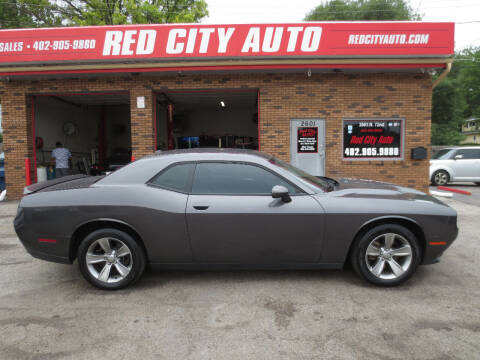 2019 Dodge Challenger for sale at Red City  Auto in Omaha NE