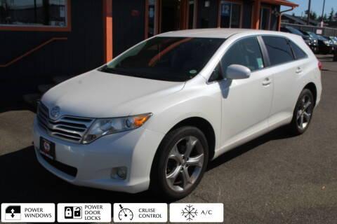 2012 Toyota Venza for sale at Sabeti Motors in Tacoma WA
