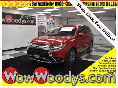 2019 Mitsubishi Outlander for sale at WOODY'S AUTOMOTIVE GROUP in Chillicothe MO
