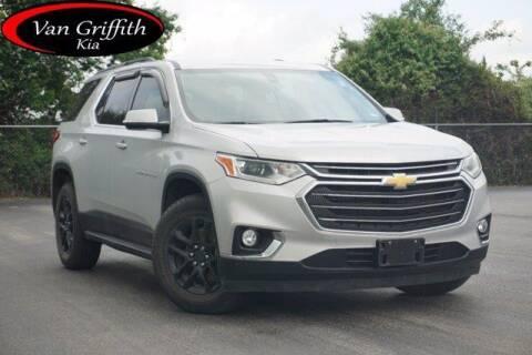 2019 Chevrolet Traverse for sale at Van Griffith Kia Granbury in Granbury TX