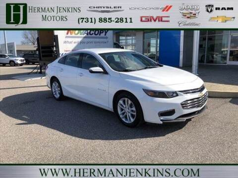 2018 Chevrolet Malibu for sale at Herman Jenkins Used Cars in Union City TN