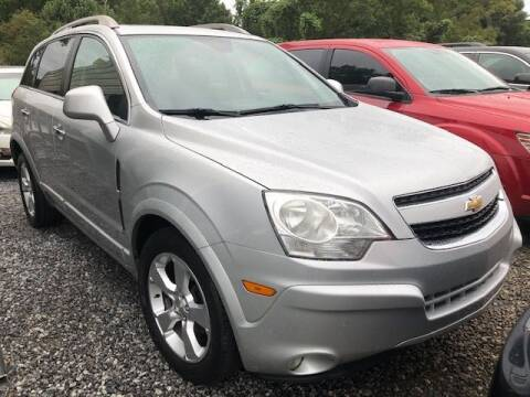 2014 Chevrolet Captiva Sport for sale at IDEAL IMPORTS WEST in Rock Hill SC