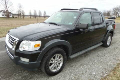 2008 Ford Explorer Sport Trac for sale at WESTERN RESERVE AUTO SALES in Beloit OH