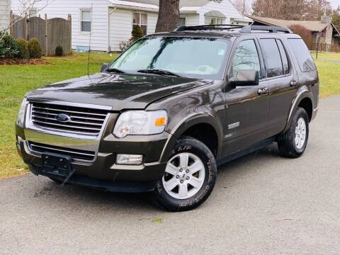 2008 Ford Explorer for sale at Y&H Auto Planet in West Sand Lake NY