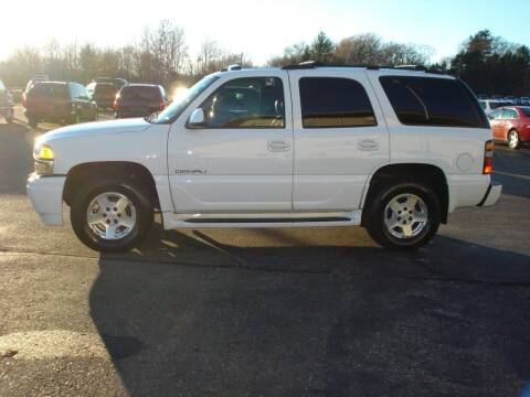 2005 GMC Yukon for sale at North Star Auto Mall in Isanti MN