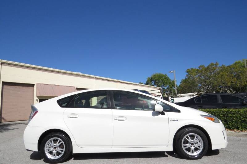 2010 Toyota Prius for sale at Love's Auto Group in Boynton Beach FL