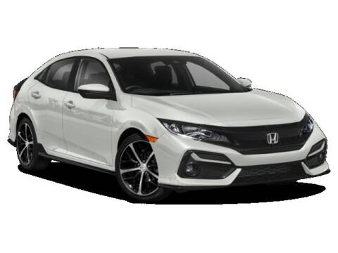 2021 Honda Civic for sale at RUSTY WALLACE HONDA in Knoxville TN