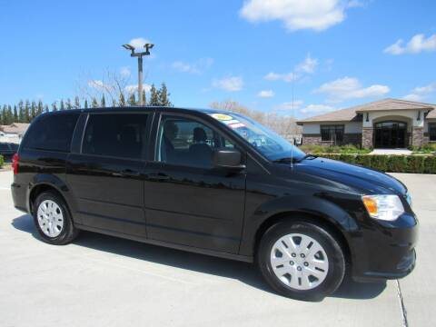 2017 Dodge Grand Caravan for sale at 2Win Auto Sales Inc in Oakdale CA