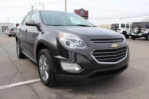 2016 Chevrolet Equinox for sale at B & B Car Co Inc. in Clinton Twp MI