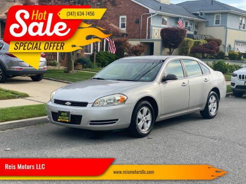 2008 Chevrolet Impala for sale at Reis Motors LLC in Lawrence NY