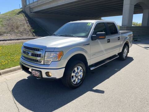 2013 Ford F-150 for sale at Apple Auto in La Crescent MN