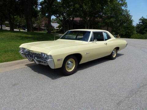 1968 Chevrolet Biscayne for sale at NJ Enterprises in Indianapolis IN
