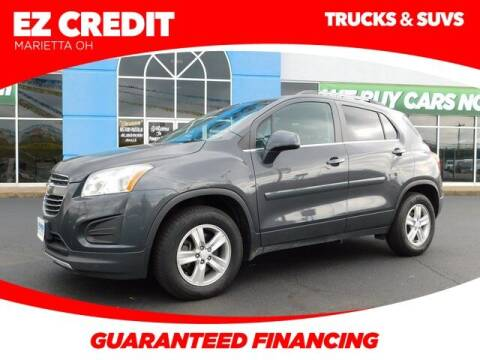 2016 Chevrolet Trax for sale at Pioneer Family preowned autos in Williamstown WV