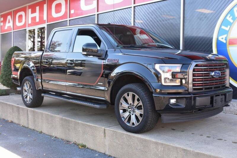 2017 Ford F-150 for sale at Alfa Romeo & Fiat of Strongsville in Strongsville OH