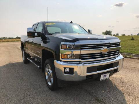 2016 Chevrolet Silverado 2500HD for sale at Alan Browne Chevy in Genoa IL