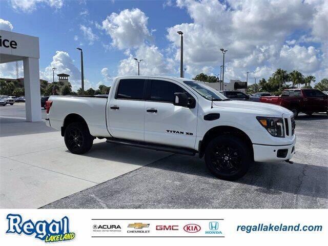 2018 Nissan Titan XD for sale in Lakeland, FL