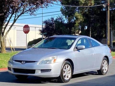 2003 Honda Accord for sale at AutoAffari LLC in Sacramento CA