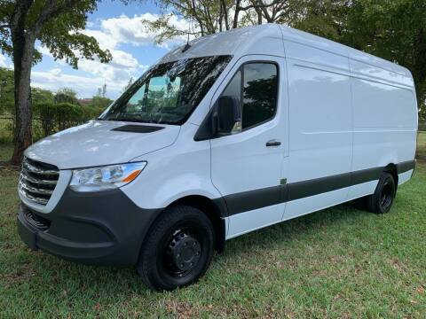 2019 Freightliner Sprinter Crew for sale at Top Trucks Motors in Pompano Beach FL
