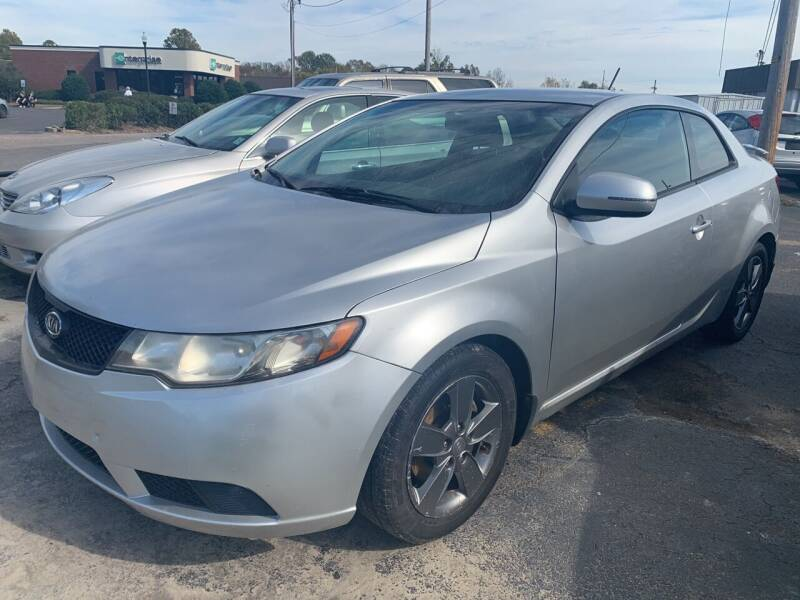 2012 Kia Forte Koup for sale at Safeway Auto Sales in Horn Lake MS
