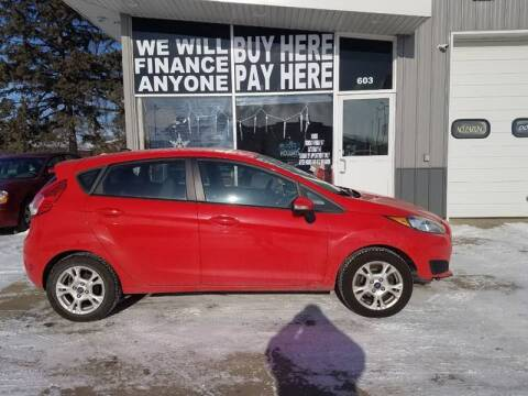 2014 Ford Fiesta for sale at STERLING MOTORS in Watertown SD