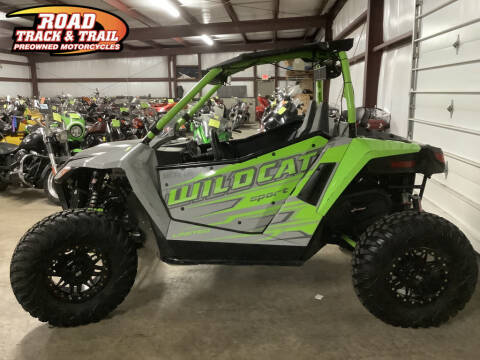 2017 Arctic Cat Wildcat Sport Limited EPS for sale at Road Track and Trail in Big Bend WI