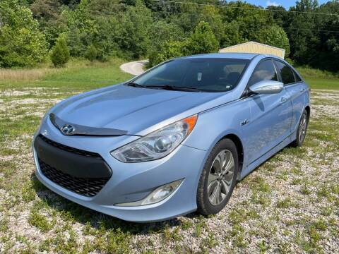 2013 Hyundai Sonata Hybrid for sale at Court House Cars, LLC in Chillicothe OH