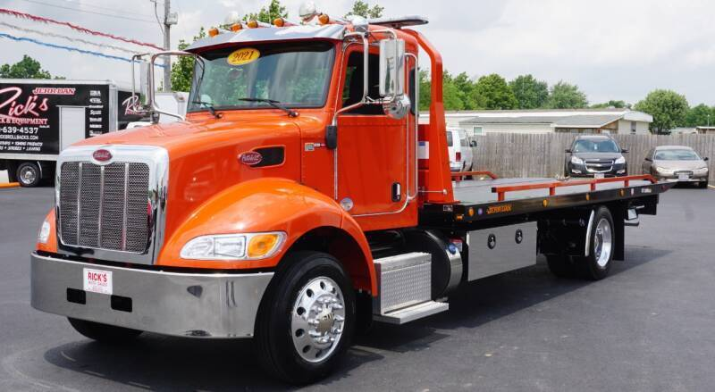 2021 Peterbilt 337 for sale at Rick's Truck and Equipment in Kenton OH
