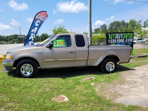 2003 Ford F-150 for sale at AutoBuyCenter.com in Summerville SC