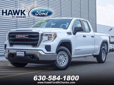 2021 GMC Sierra 1500 for sale at Hawk Ford of St. Charles in Saint Charles IL