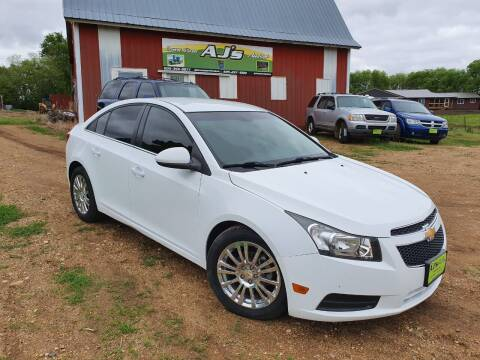 2011 Chevrolet Cruze for sale at AJ's Autos in Parker SD