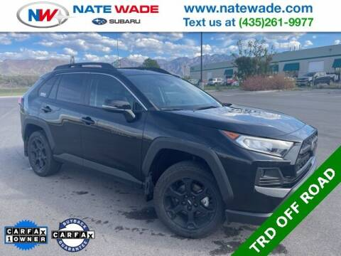 2021 Toyota RAV4 for sale at NATE WADE SUBARU in Salt Lake City UT