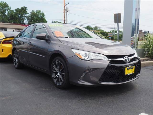 2015 Toyota Camry for sale at Buhler and Bitter Chrysler Jeep in Hazlet NJ