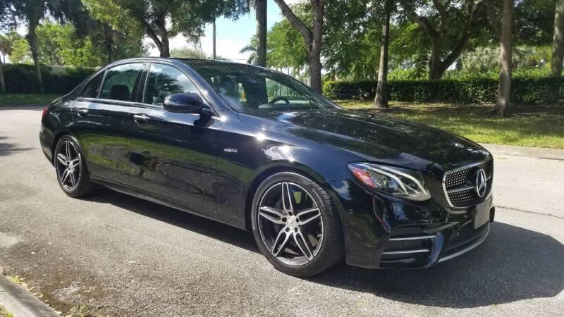 2019 Mercedes-Benz E-Class for sale at DELRAY AUTO MALL in Delray Beach FL