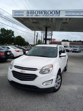 2016 Chevrolet Equinox for sale at Showroom Auto Sales of Charleston in Charleston SC