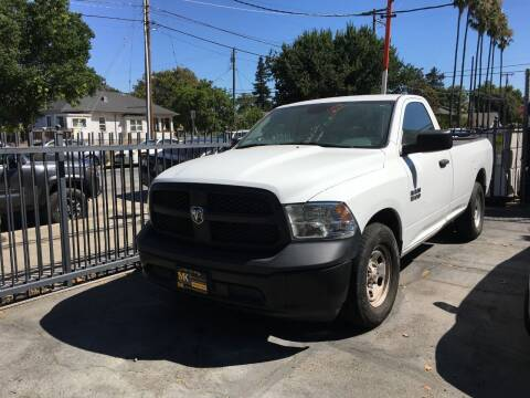 2016 RAM Ram Pickup 1500 for sale at MK Auto Wholesale in San Jose CA
